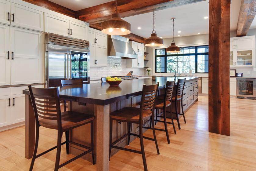 BOWA: Grand Award for Residential Kitchen over $150,000. Photo: Bob Narod.