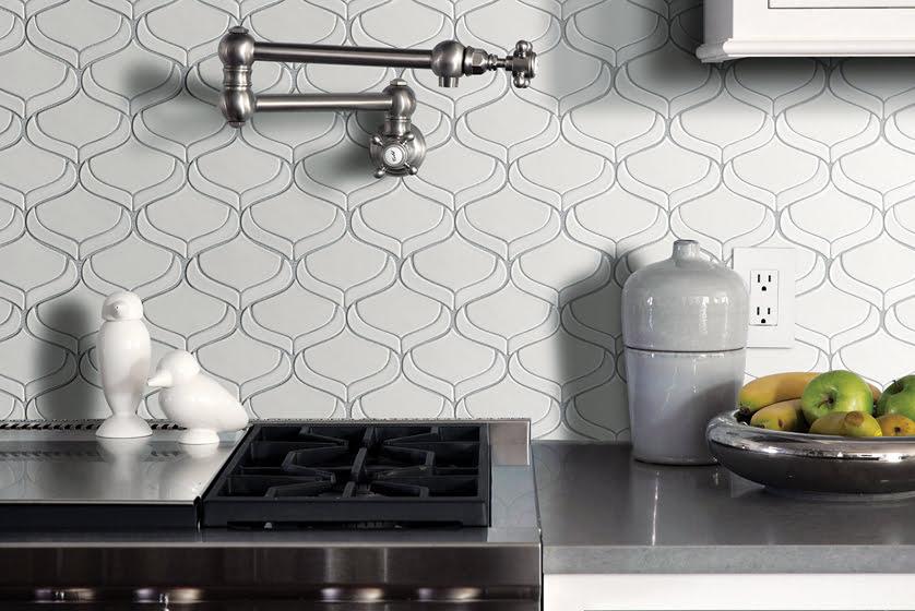 Emser Tile's Myth ceramic wall tiles.