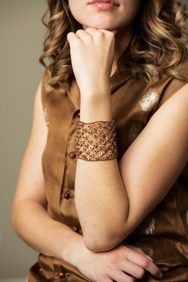 The Holda bracelet.