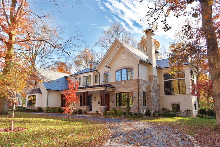 Custom Home 7,500 to 12,500 square feet: Carter Inc.'s Bay Tree. © Brooke Willson-Shaffer