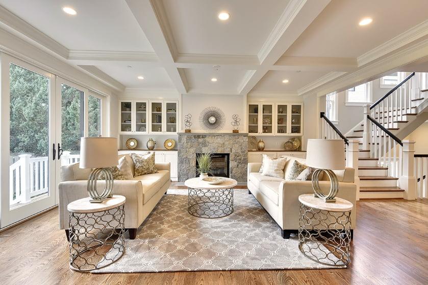 Speculative Home under 3,500 square feet: Douglas Construction Group. © Douglas Monsein