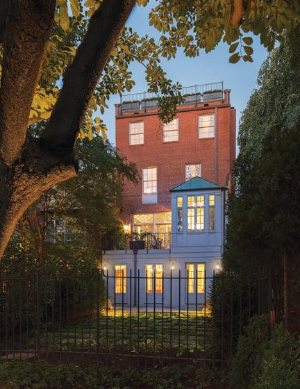 JURORS' CITATION: Barnes Vanze Architects, Beaux-Arts Beautification. © Anice Hoachlander