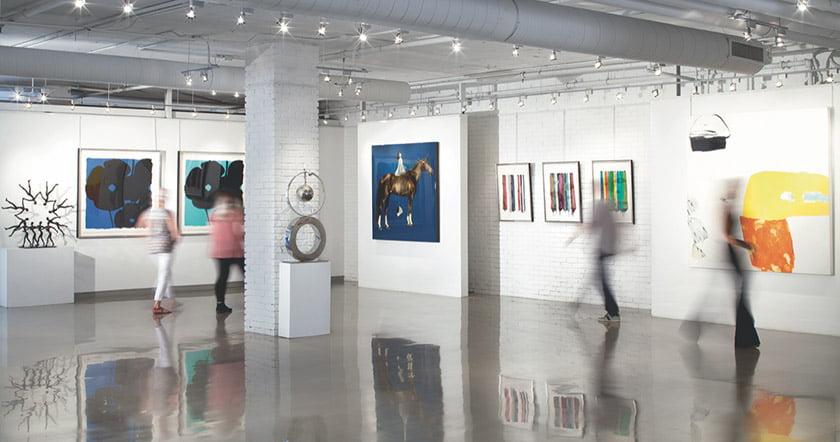 Art resource: Merritt Gallery & Renaissance Fine Arts