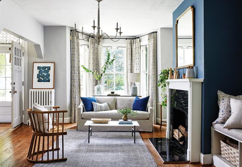 Row House Magic Home Design Magazine