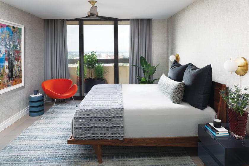 Modern Aerie – Home & Design Magazine
