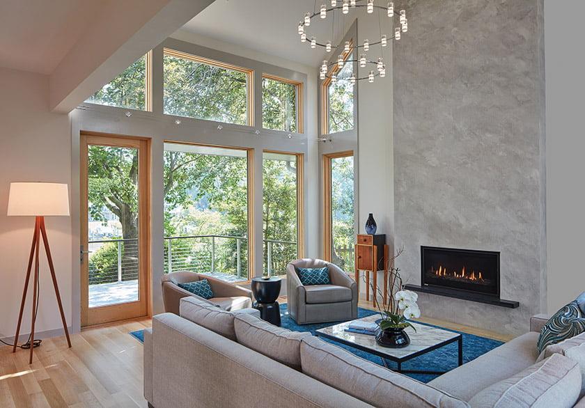 Bayview Builders' Spa Creek Residence won for Custom Home $1 million–$2 million. © David Burroughs
