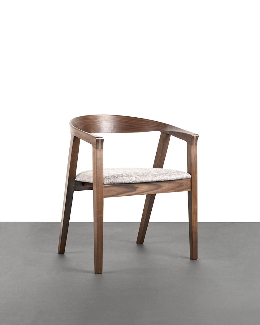 The NYPL Branch Chair by Thos. Moser.
