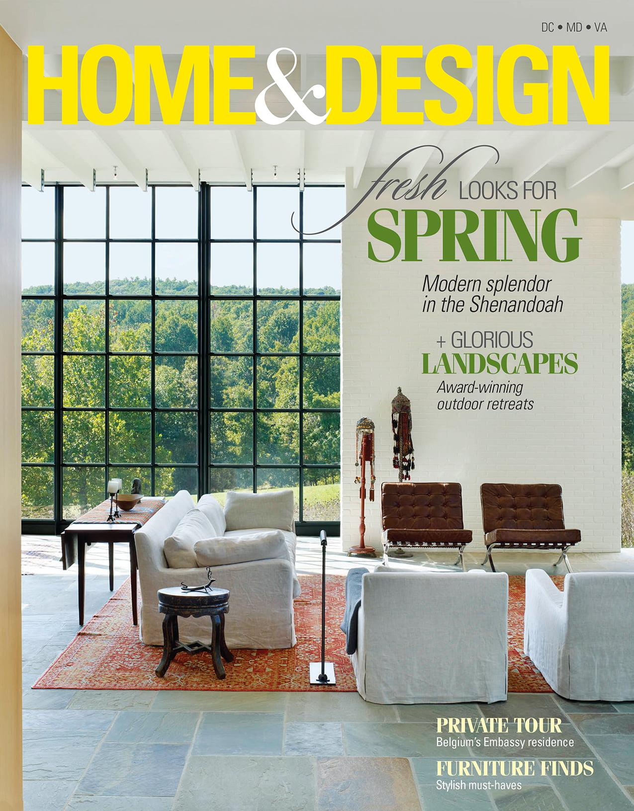 March April 2020 Archives Home Design Magazine