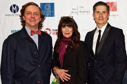 Brian M. Croft, Melanie Boutté Williams, Gilles Gobert.