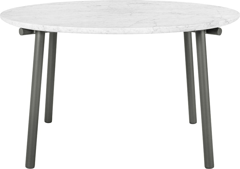 A table from Patricia Urquiola's Anatra Collection for JANUS et Cie.