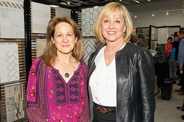 Wendy Eddy, Sharon Kleinman.