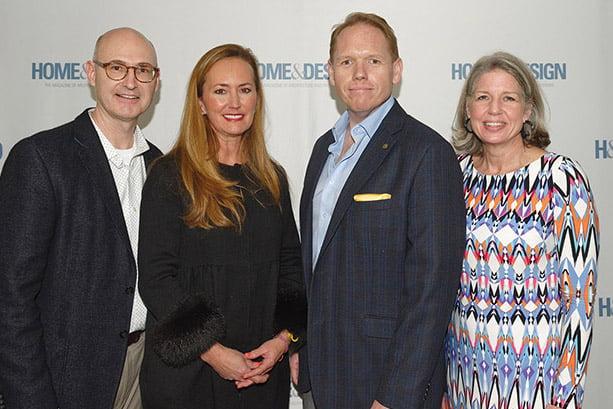 David Mallon, Shazalynn Cavin-Winfrey, Devin Kimmel, Susan Sapiro.