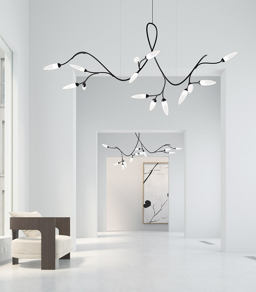Vines, by Sonneman—A Way of Light.