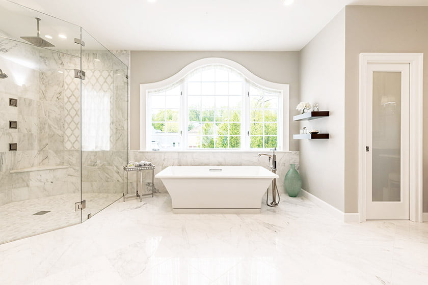 Michael Nash Design, Build & Homes: Grand Award for Residential Bath over $100,000. © MOLI CONSULTING, LLC