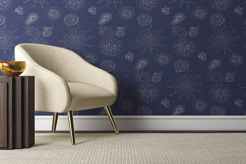 Kravet Couture's Artist Series by Paperscape.