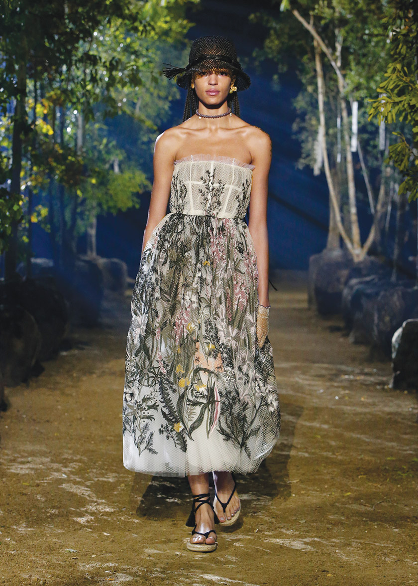 Dior's Spring-Summer 2020 ready-to-wear line.