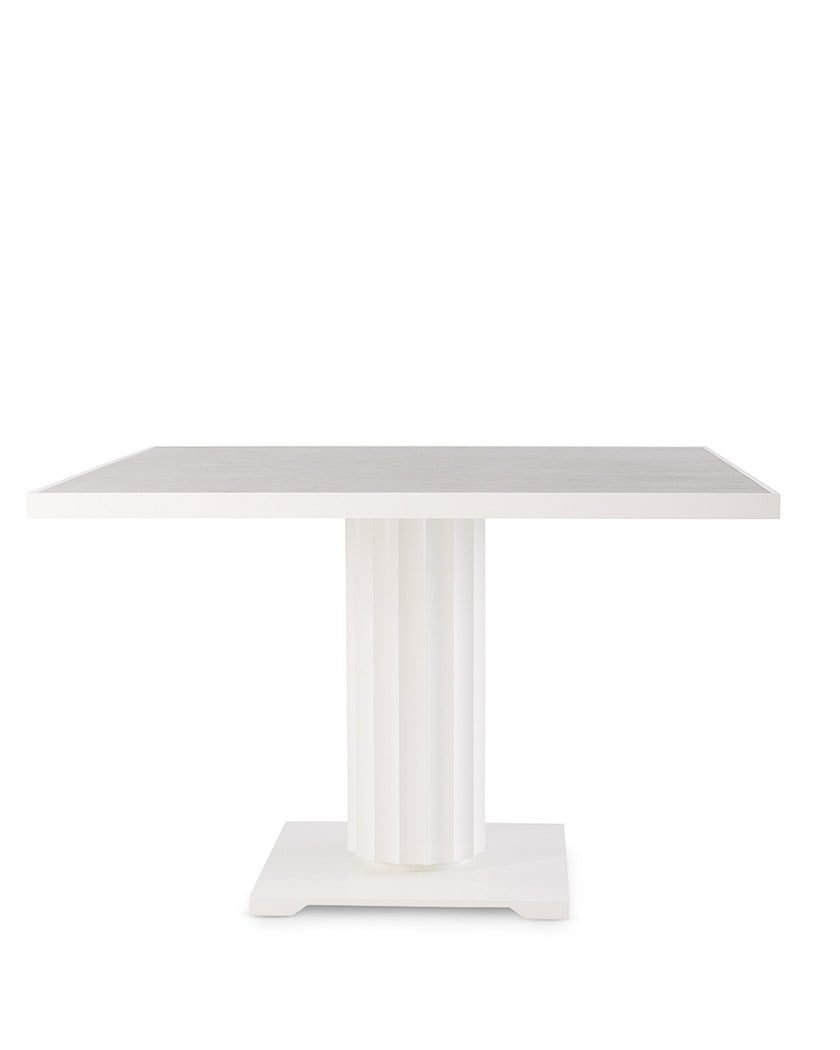 The Suhling Square Dining Table.