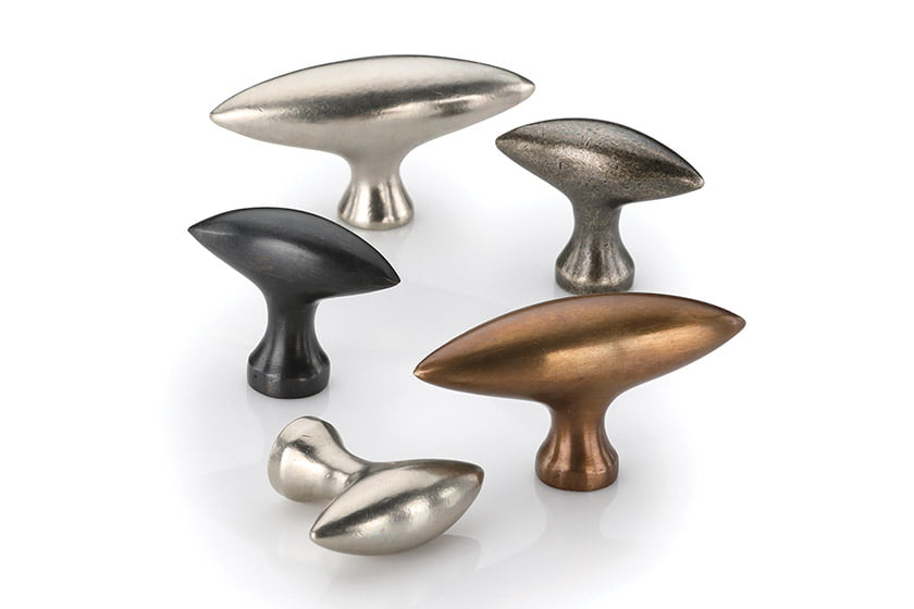 Ashley Norton's Solid Bronze collection.