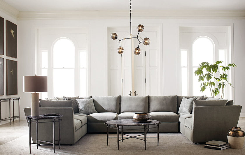 A seating collection by Bernhardt. Available locally at Belfort Furniture.