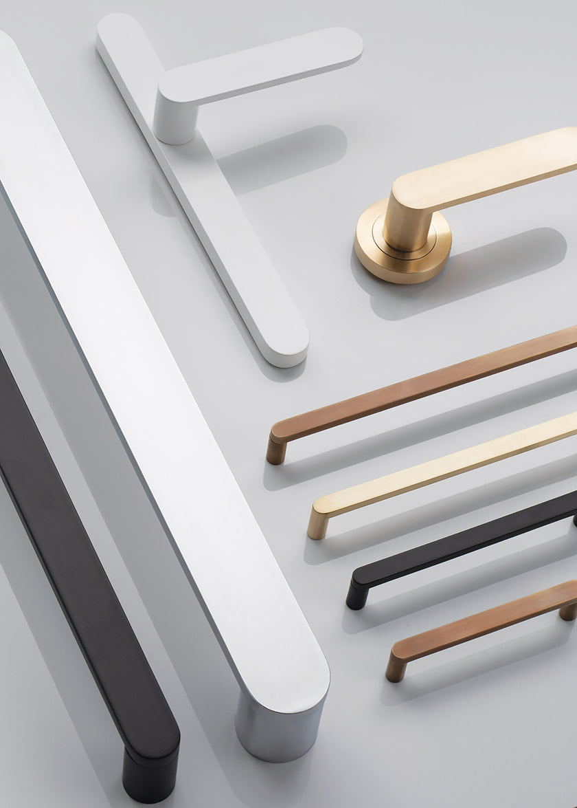 The Club collection from Designer Doorware.