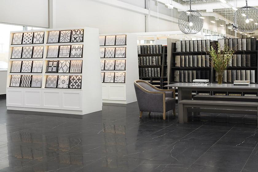 The Tile Shop.