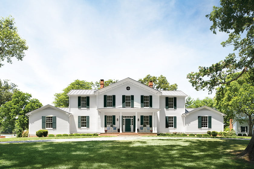 Pinehurst Landscape created plans for the 265-acre property. Whitehall Gardens installed and maintains the land.