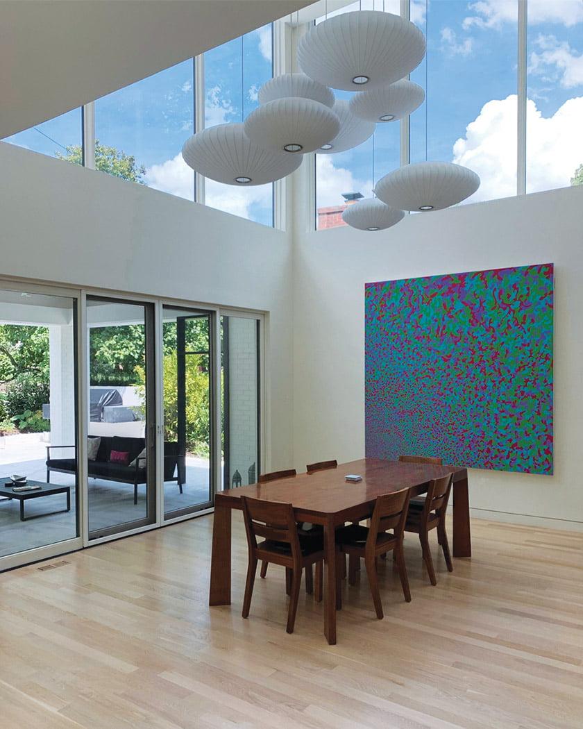 AIA Potomac Valley Residential Merit Award for Rambler Redux: StudioMB. © Paul Warchol