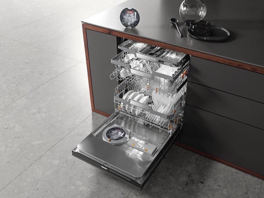 Miele's G 7000 Dishwasher Series.