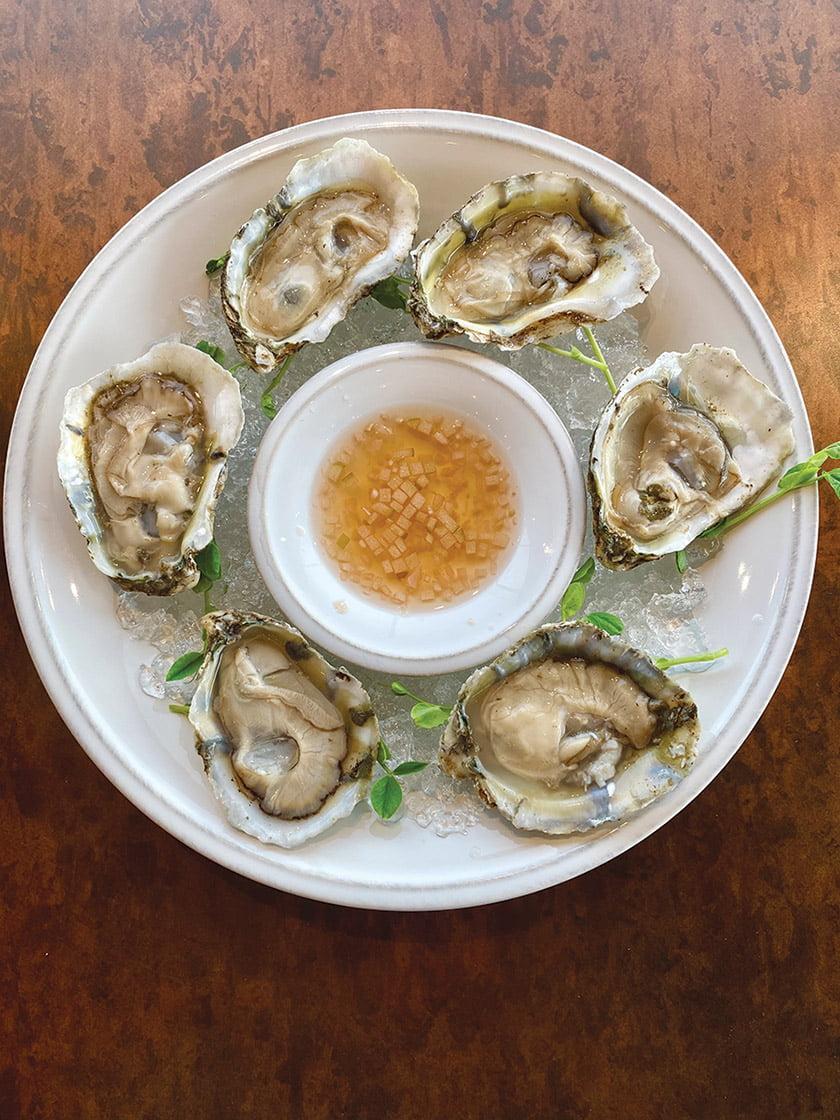 Sweet Jesus Oysters