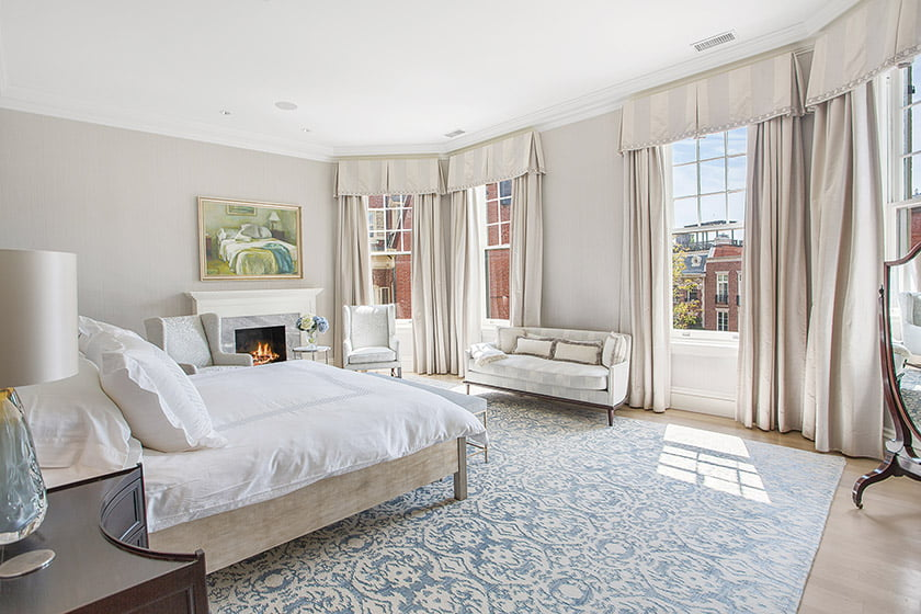Notable Listing: a Romanesque Revival residence in Kalorama.