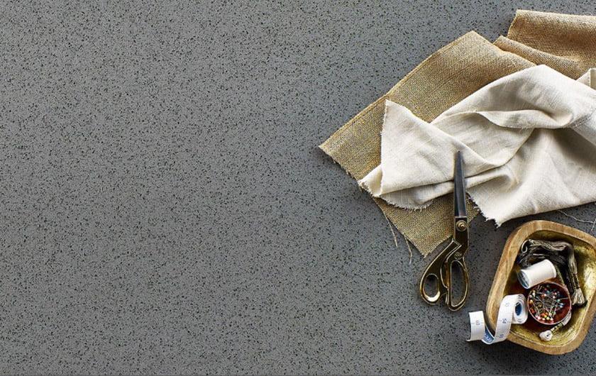 MSI Surfaces Iced Gray Quartz Countertop