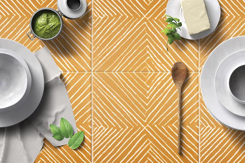 Designer Lauren Liess created Artem tile for Architessa.