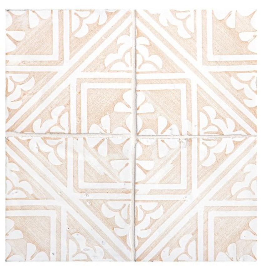 Country Floors Vintage Linen Mallorca Terracotta Tile