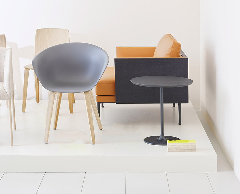 The Duna 02 Eco chair for Arper.