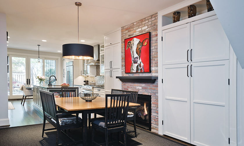 Finesse Design Remodeling—Grand Award for Entire House $500,001 to $750,000. © KENNETH M. WYNER
