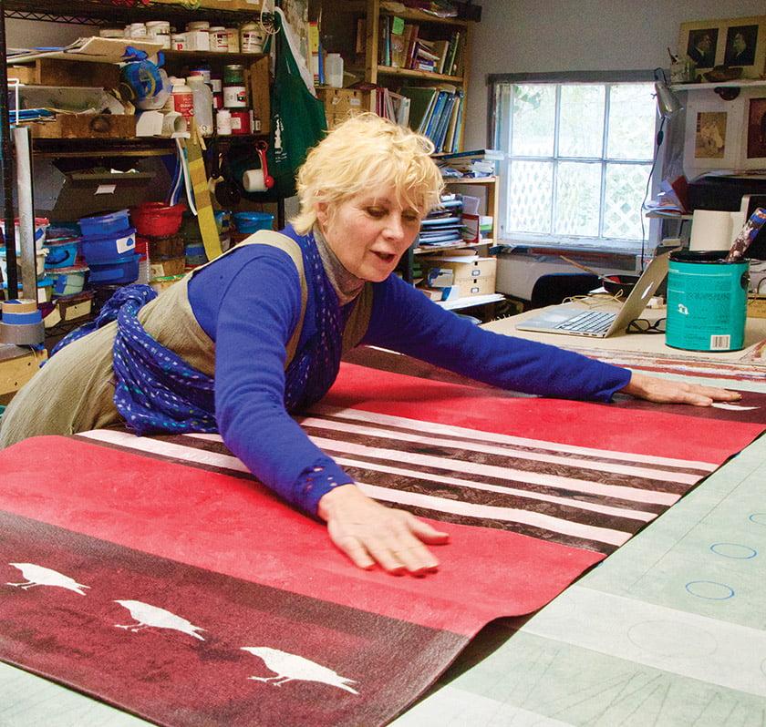 Artist Faith Wilson