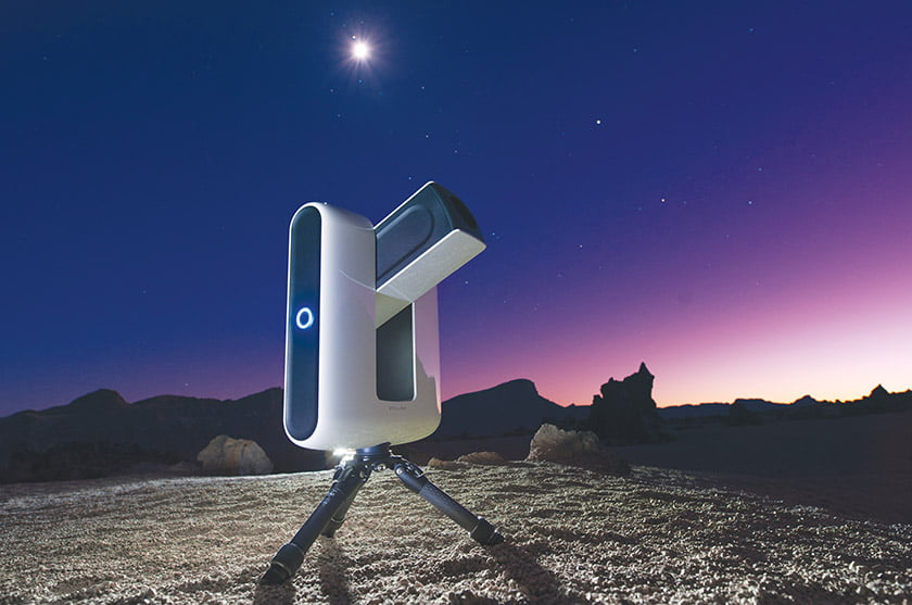 Stellina is a next-generation telescope made by the French company Vaonis.
