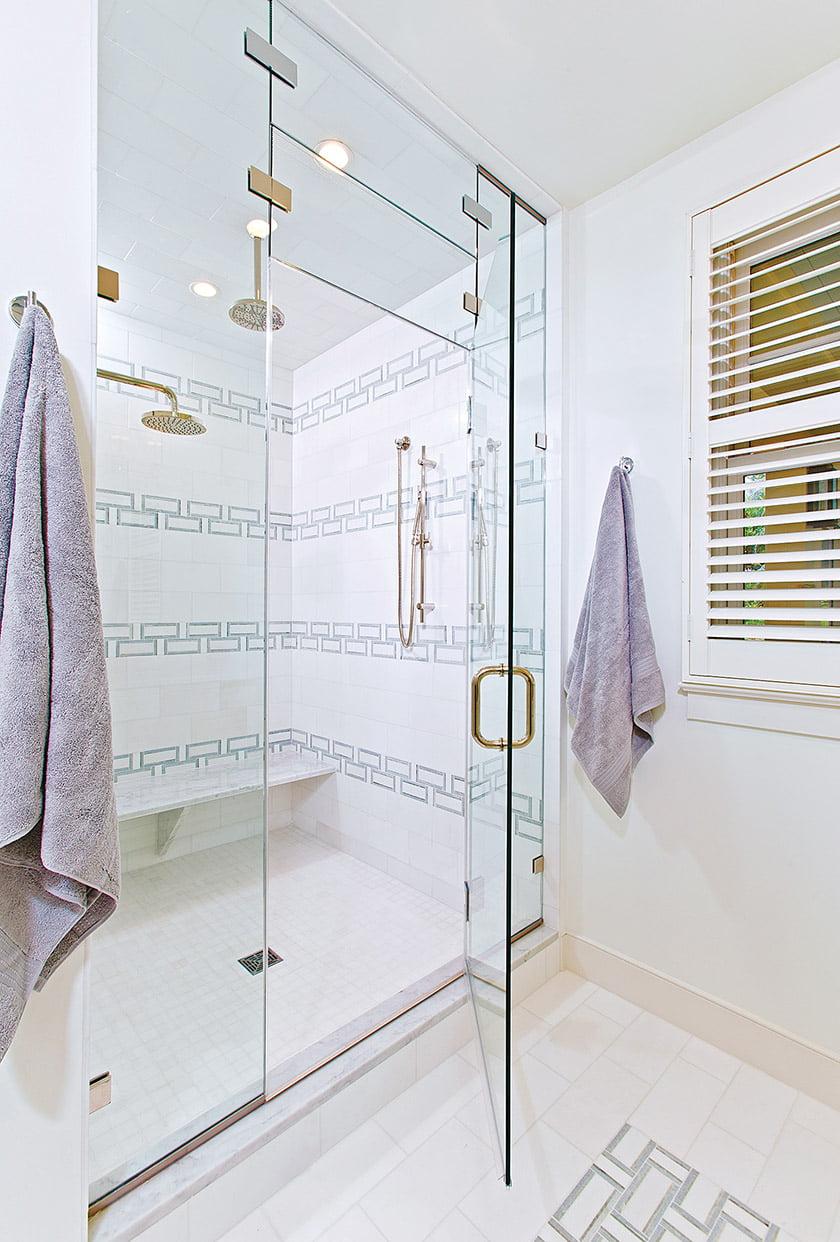 TriVistaUSA Design Build—Merit Award for  Residential Bath $50,001 to $75,000. © DARKO ZAGAR